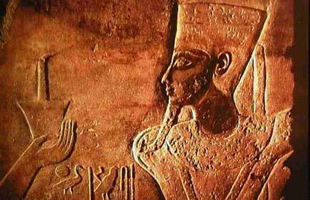 Dios Amon. Mitología egipcia.