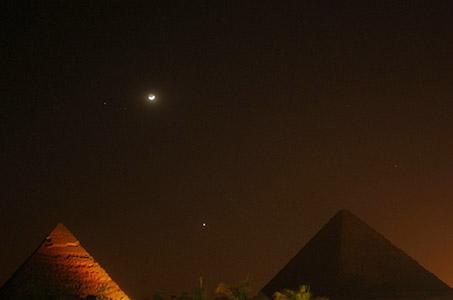 El más allá en la mitología egipcia
