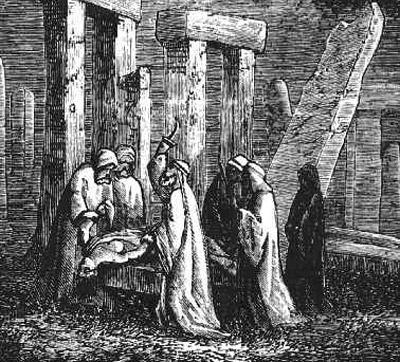 Druidas: Mitología celta