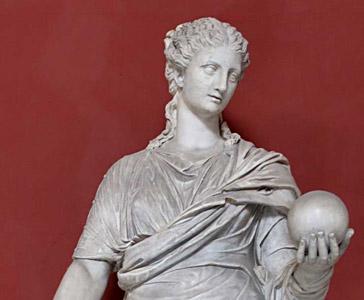 Mitología: diosas romanas.