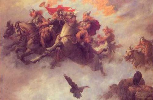 Mitolog a n rdica mitolog a escandinava - Tipos de nordicos ...